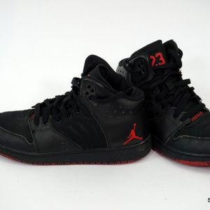 Air Jordan 1 Flight 4 Premium Bred Size Boys 7Y